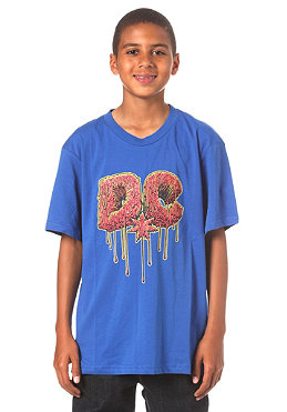 DC KIDS/ Slimy S/S T-Shirt olympian blue
