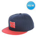 DC Kids Snappy Snapback Cap dc navy/red