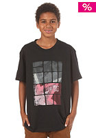 DC KIDS/ Square Star S/S T-Shirt black