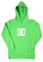 DC Kids Star BY Hooded Sweat grass stain