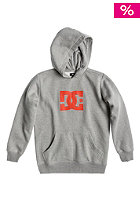 DC Kids Star BY Hooded Sweat heather grey