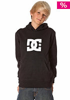DC KIDS/ Star Hooded Sweat black