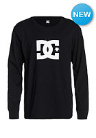 DC Kids Star Longsleeve black