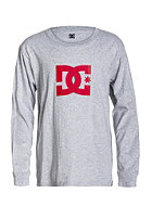 DC Kids Star Longsleeve heather grey