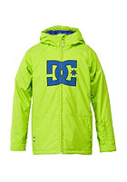 DC Kids Story Jacket lime green