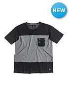 DC Kids Suburban S/S T-Shirt steel gray - heather