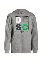 DC Kids Survival Hooded Sweat heather grey