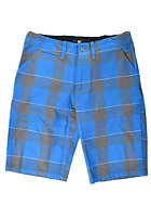 DC Kids The House BY AS Short blue plaid