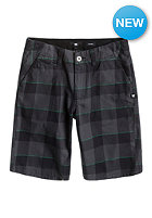 DC Kids The House BY AS Short shadow plaid