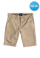 DC Kids WKR Str Short chinchilla - solid