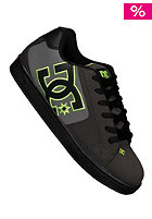 DC Net pirate black/soft lime