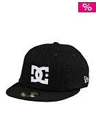 DC Pondo New Era Cap black
