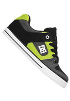 DC Pure Canvas grey/lime green