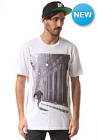 DC Pushing Anthony S/S T-Shirt star white - solid
