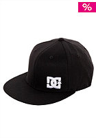 DC Radical Flexfit Cap black