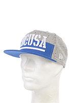 DC RD Bar Snapback Cap royal blue
