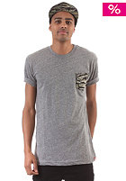 DC RD Camo Pocket S/S T-Shirt heather grey