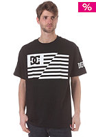 DC RD DC USA Flag S/S T-Shirt anthracite - solid