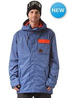 DC Reality Snow Jacket indigo chambray