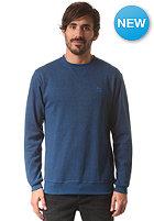 DC Rebel Crew 2 Shirt snorkel blue - solid