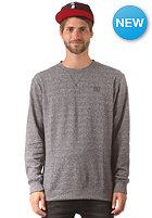 DC Rebel Crew Sweat dark heath grey
