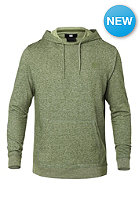 DC Rebel Hooded Sweat bluish olive - heather