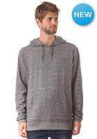 DC Rebel Hooded Sweat dark heath grey