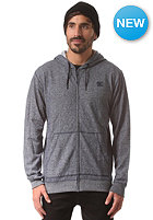 DC Rebel Hooded Zip Sweat indigo heather