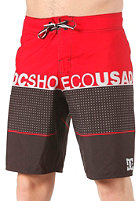 DC Released Boardshort athletic red