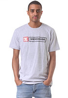 DC Relic AS S/S T-Shirt heather grey