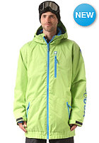 DC Ripley 15 Snow Jacket lime green