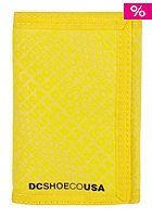 DC Ripstop 5 Tri Fold Wallet blz yellow