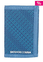 DC Ripstop 5 Tri-Fold Wallet deep blue