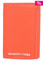 DC Ripstop 5 Tri Fold Wallet orange/navy
