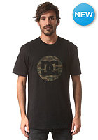 DC Roundbox S/S T-Shirt anthracite - solid