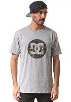 DC Roundbox S/S T-Shirt steel gray - heather