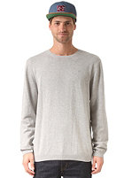 DC Sabotage Knitted Sweat heather grey