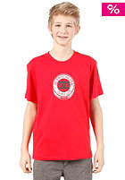 DC Scrap S/S T-Shirt athletic red