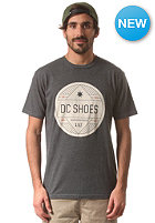 DC Sesh S/S T-Shirt dark shadow - heather
