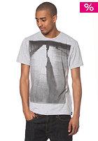 DC Shadow Pushing S/S T-Shirt 2013 heather grey