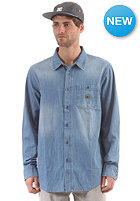 DC Sheldon L/S Shirt light indigo