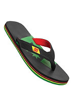 DC Snap Graffik Sandals rasta