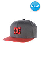 DC Snappy dark shadow/red