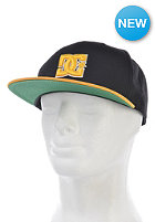 DC Snappy Snapback Cap black yellow
