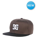 DC Snappy Snapback Cap rubber
