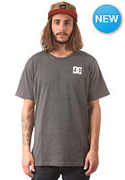 DC Solo Star S/S T-Shirt dark heath grey