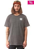 DC Solo Star S/S T-Shirt dark heath grey