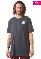 DC Solo Star S/S T-Shirt heather dc navy