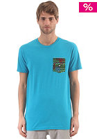 DC Spaceport Crew S/S T-Shirt caribbean sea