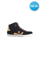 DC Spartan High WC black/tan